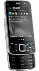 Мобільні телефони nokia n96 dark grey